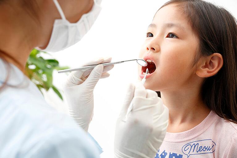 歯医者嫌いのお子さまをなくす取り組み