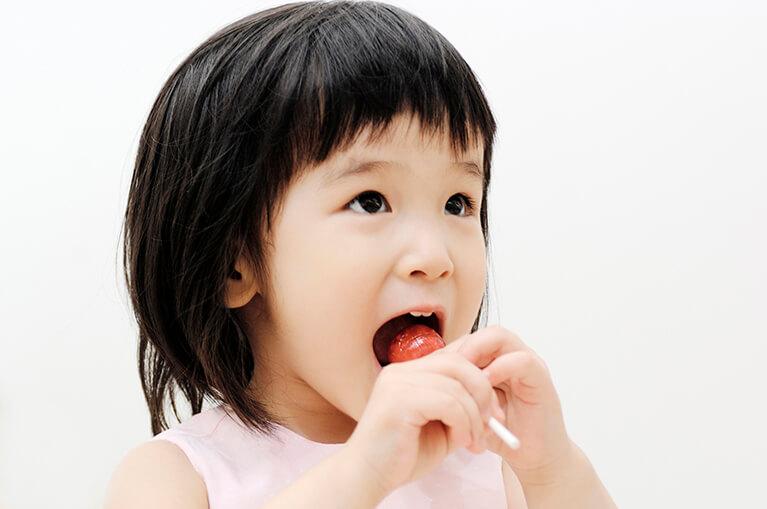 乳歯のむし歯を放置してしまうリスク