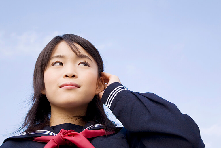 中学生(13歳以上)の予防矯正