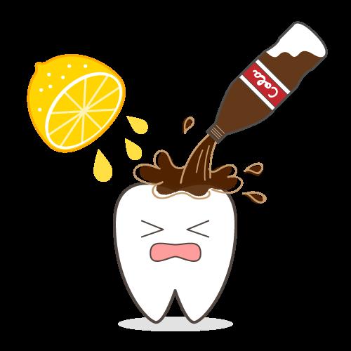 酸蝕歯とは